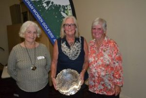 Salver Winners Michel Blizzard and Pammie McClay Young